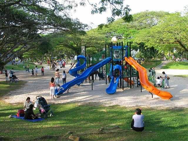 پارک پاسیر ریس سنگاپور