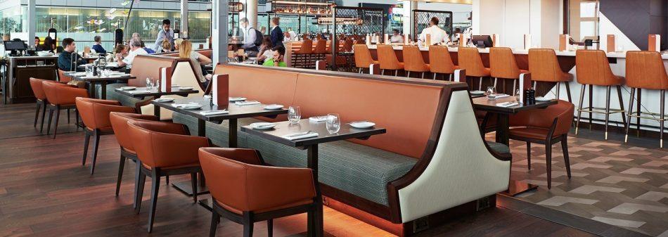 رستوران فرودگاه