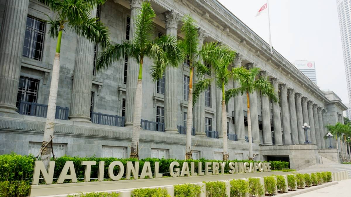 گالری دیدنی ملی سنگاپور