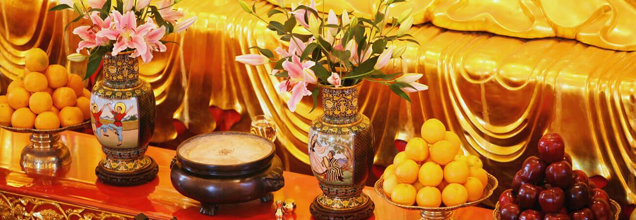 معبد بین المللی بودا ونکوور