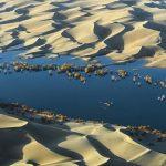 بیابان کویری تکله مکان چین