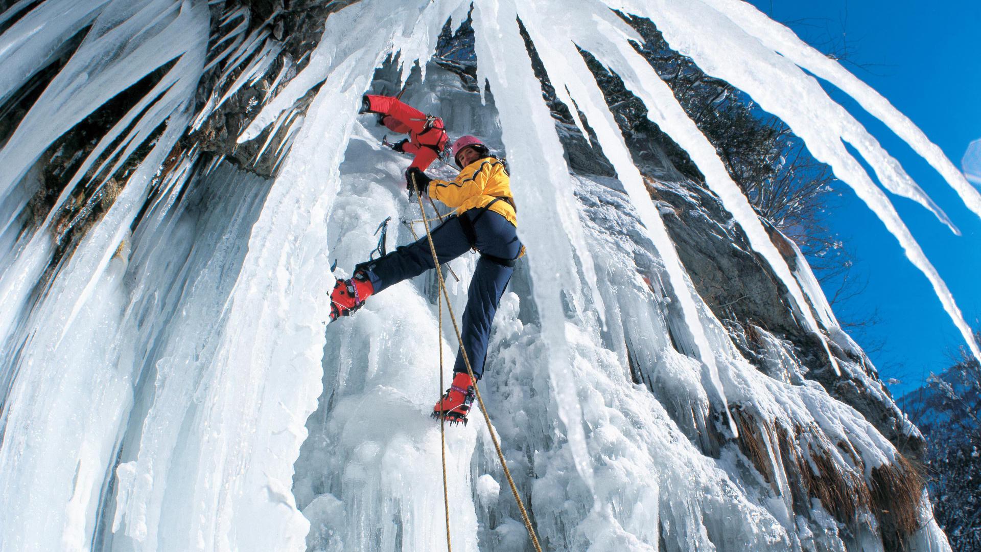 کوهنوردی در آبیسکو