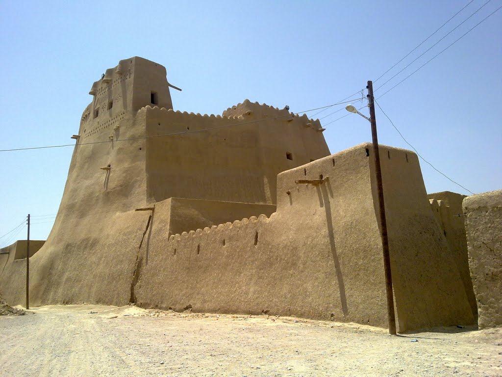 عجیب ترین بنای خشتی ایران