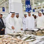 بازاری خوشمزه ، بازار ماهی دیره دبی