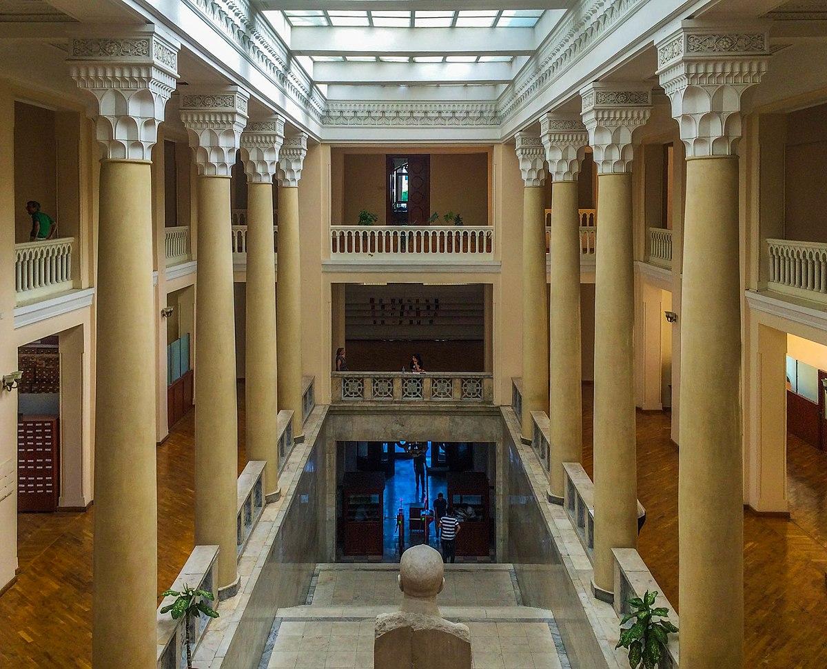 کتابخانه ملی مغولستان