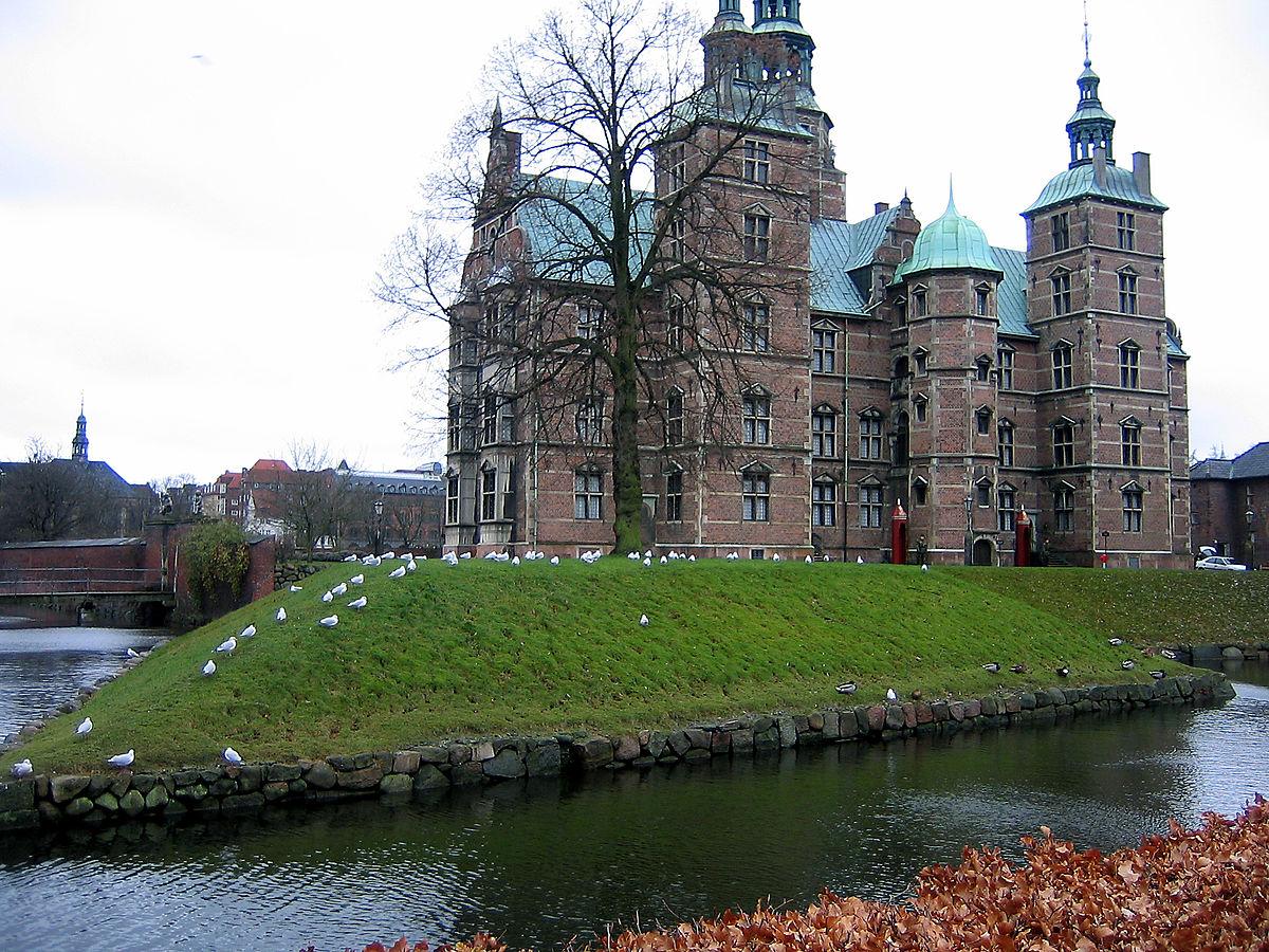 کاخ روزِنبورگ کپنهاگ