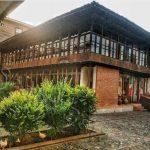 خانه ی میرزا کوچک خان جنگلی رشت