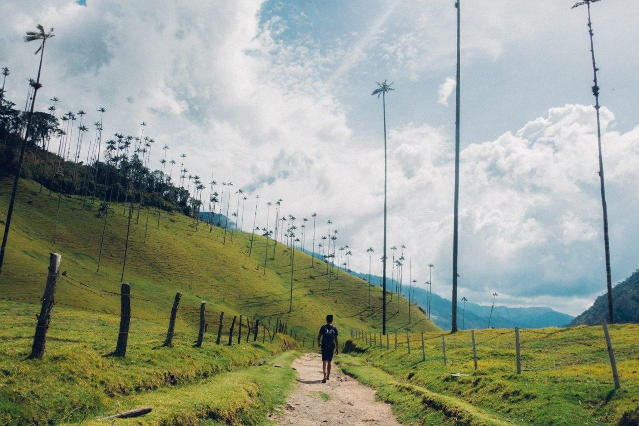 دره کوکورا در کلمبیا