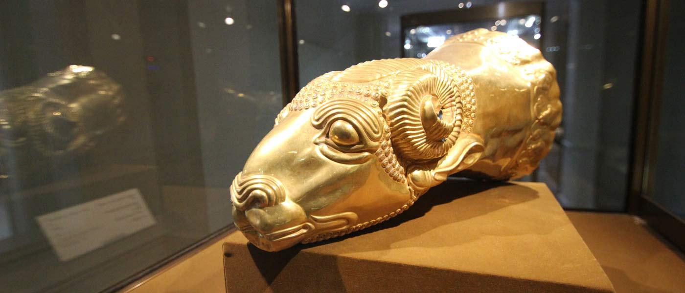 آیا تابحال به موزه رضا عباسی رفته اید ؟