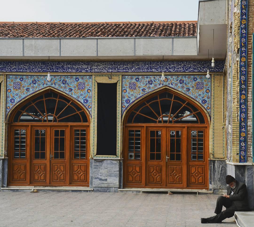 مسجد جامع هزار ساله گرگان