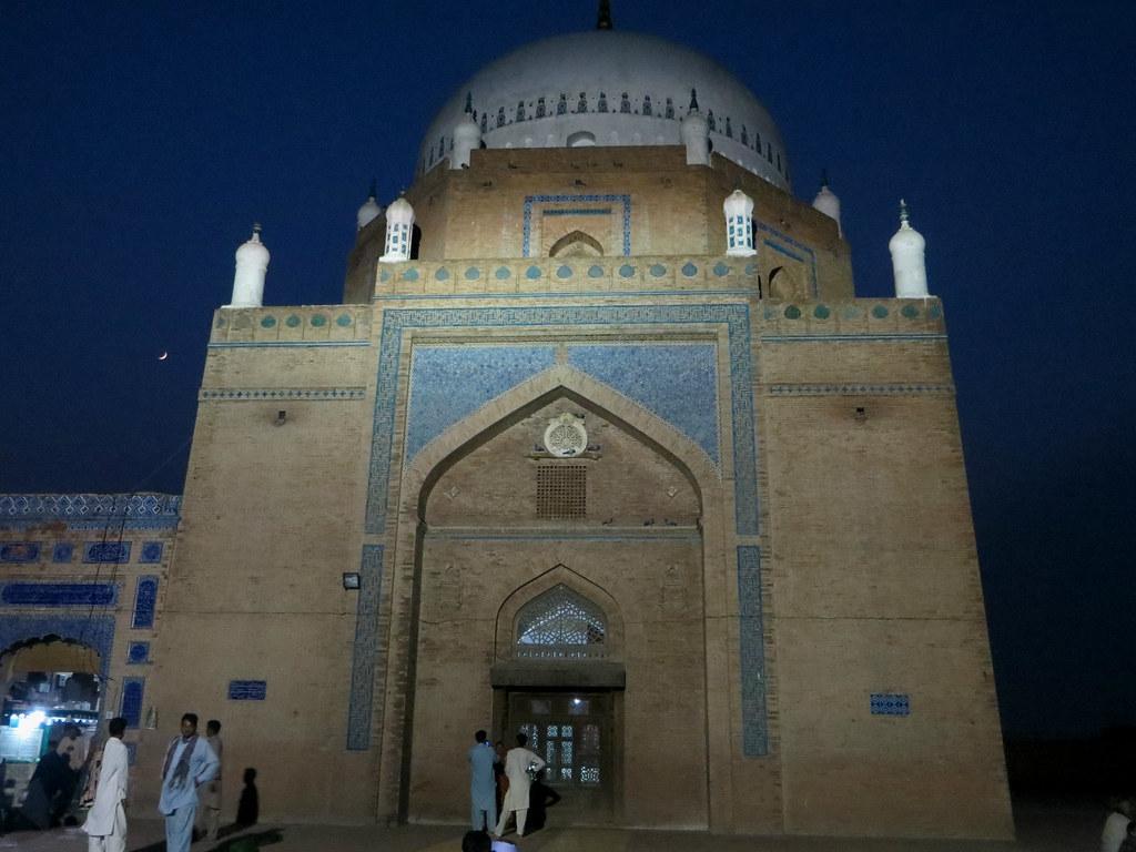 مقبره شیخ رکن العالم مولتان