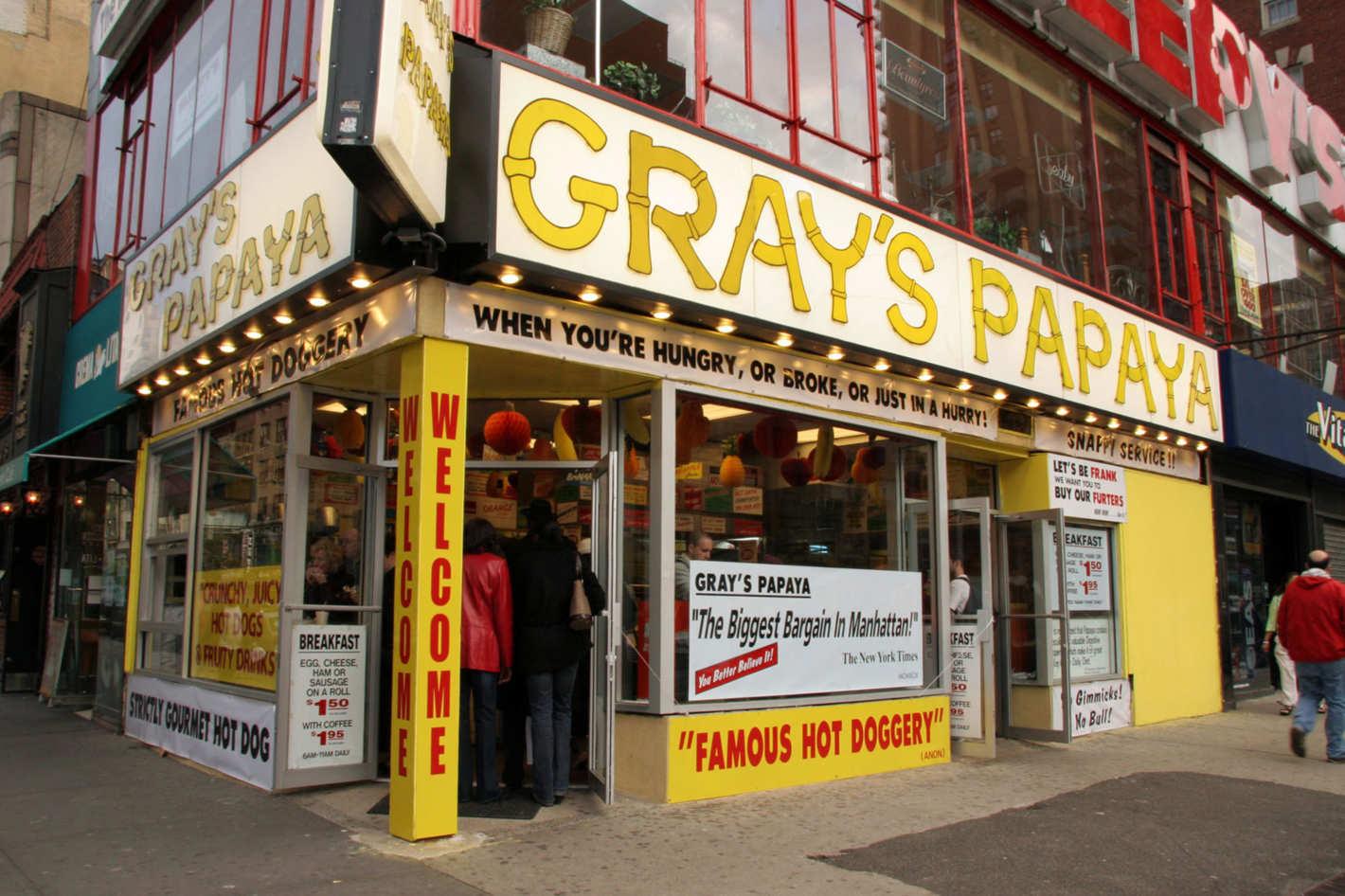 رستوران های ارزان در نیویورک گران