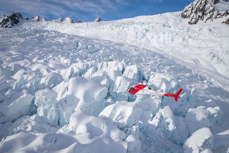 یخچالهای فاکس و فرانس جوزف نیوزلند