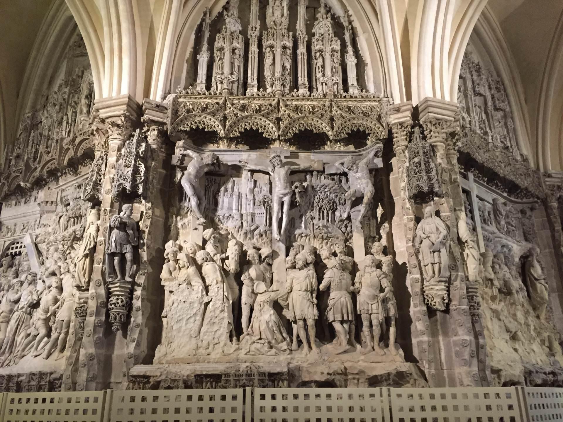 کلیساهای گوتیک ، یادگار قرون وسطی