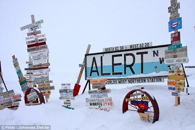 آلرت ، شمالی ترین منطقه جهان