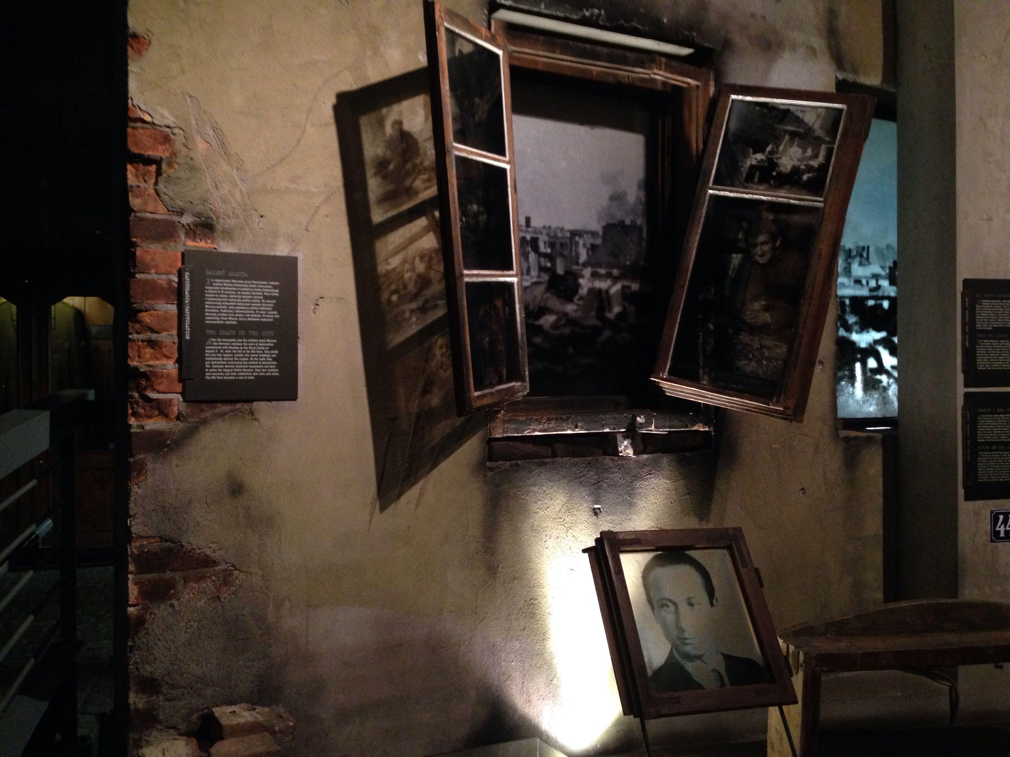 موزه قیام ورشو