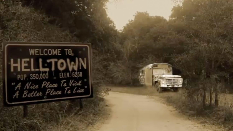 شهر جهنمی آمریکا