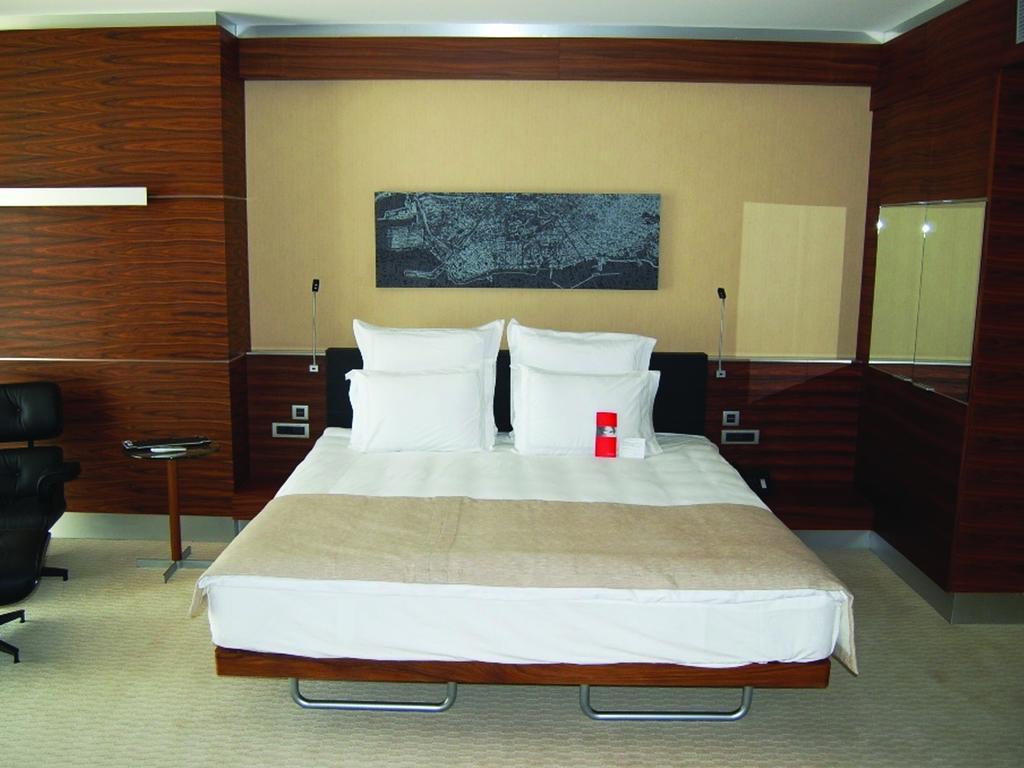هتل سویسوتل گرند افس ازمیر