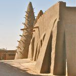 مسجد دیینجری بر در تیمبوکتو