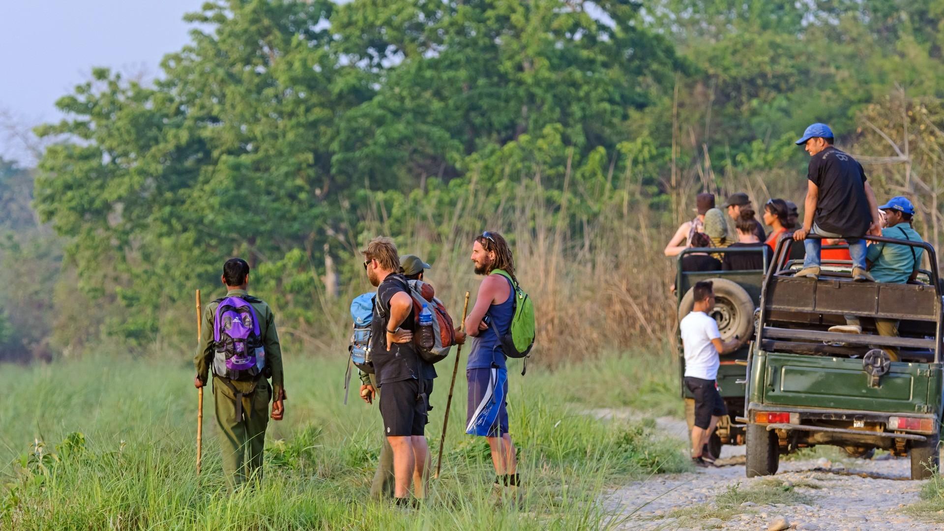 پارک ملی چیتوان نپال