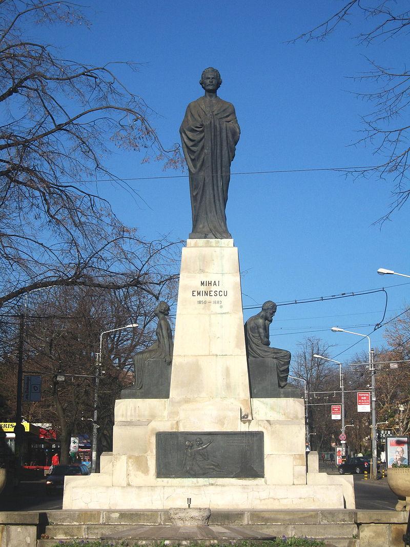 مجسمه میهای امینسکو لاسی