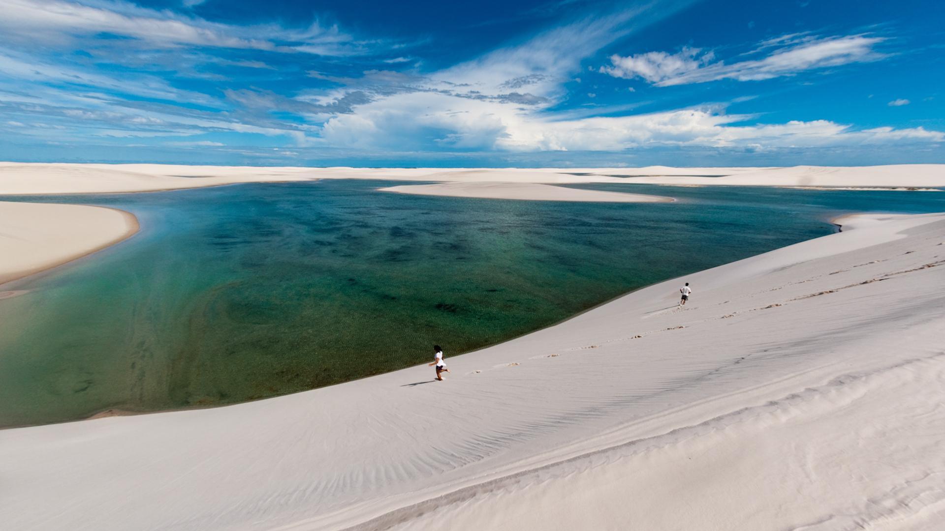پارک ملی لینسویز ماراینسیز برزیل
