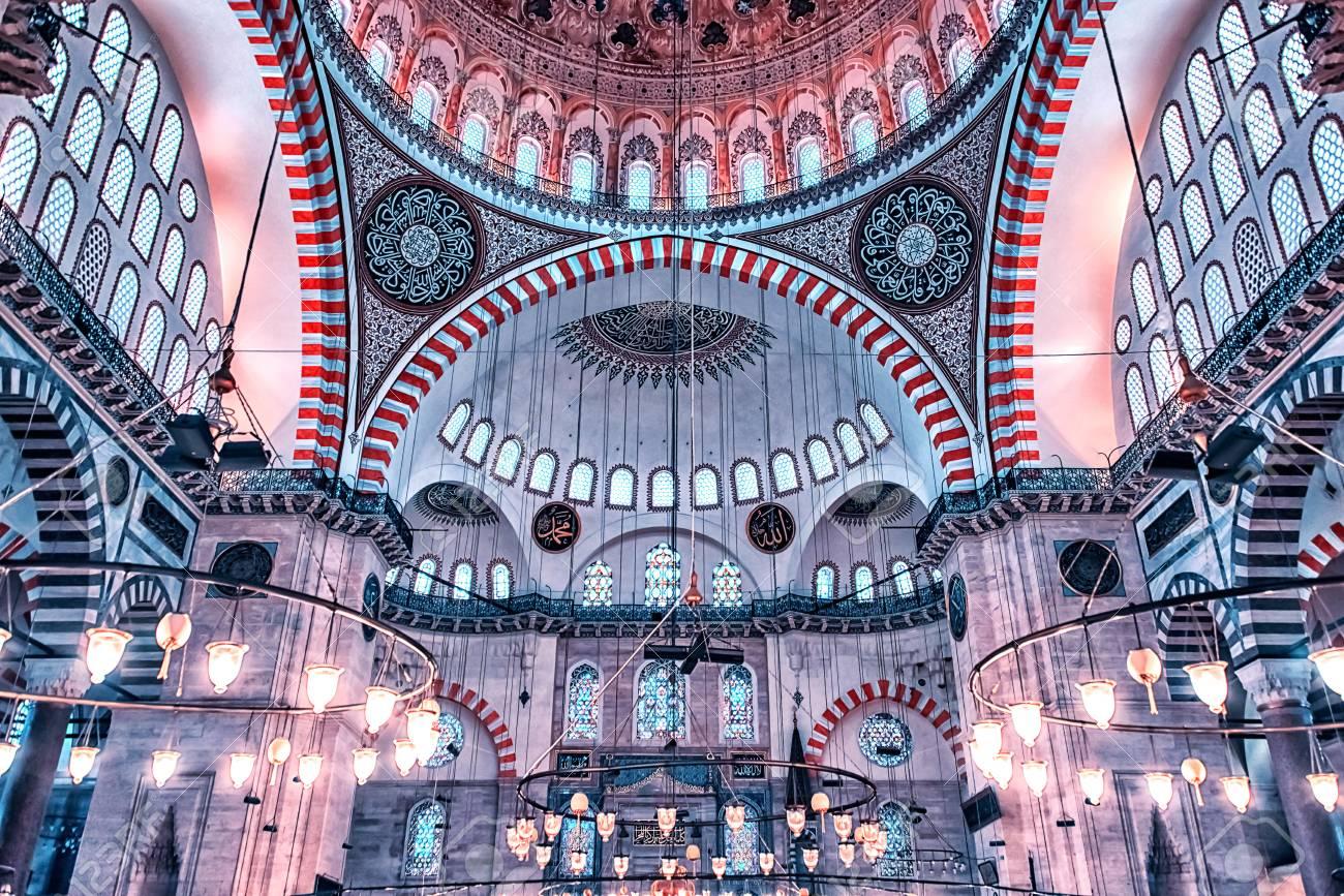 مسجد سلیمانیه استانبول را بیشتر بشناسید
