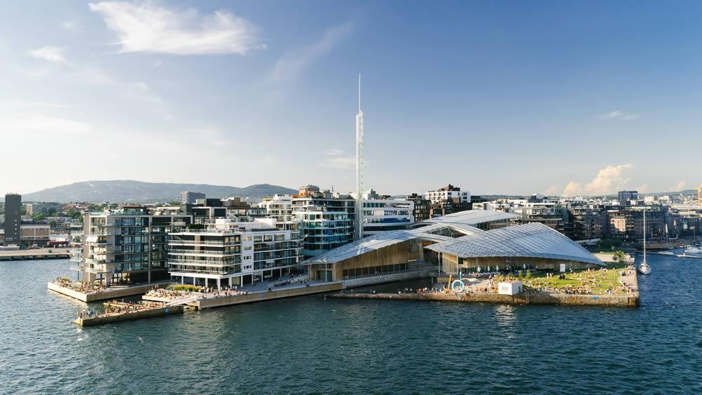 معروف ترین گالری های هنری نروژ