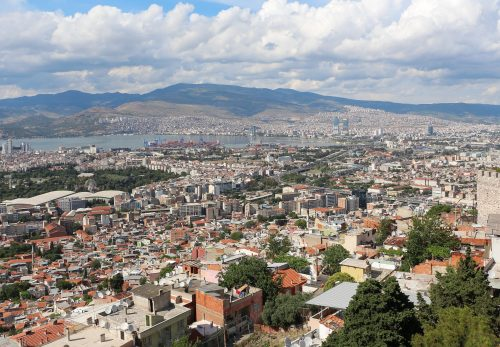 جاذبه های ازمیر ترکیه