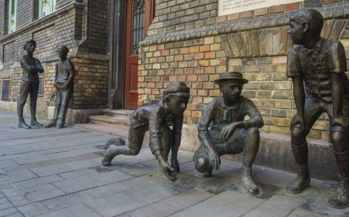 مجسمه در بوداپست