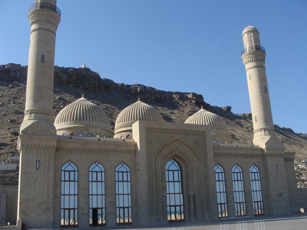 مسجد بی بی هیبت باکو