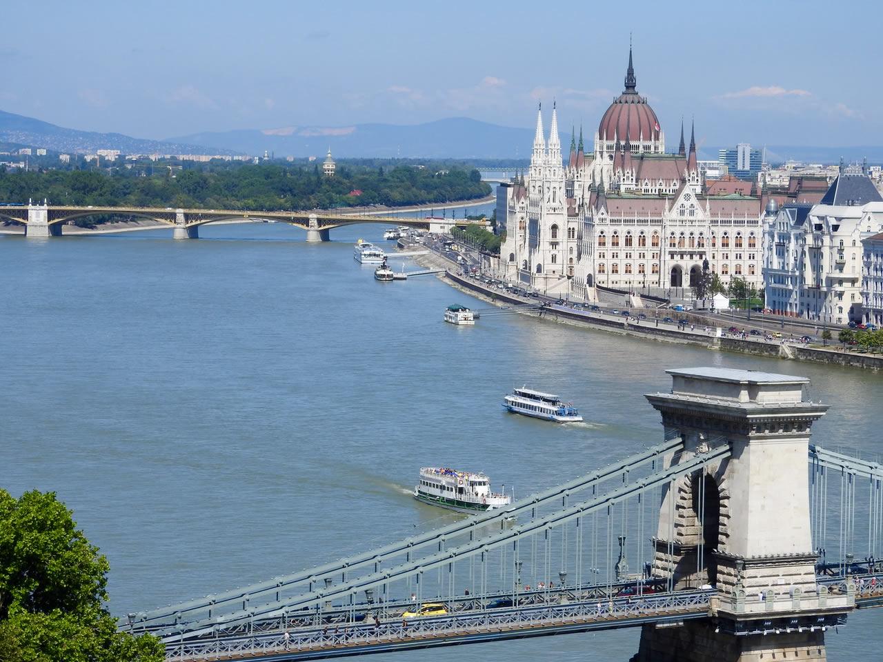 جزیره مارگارت ، بهشت بوداپست