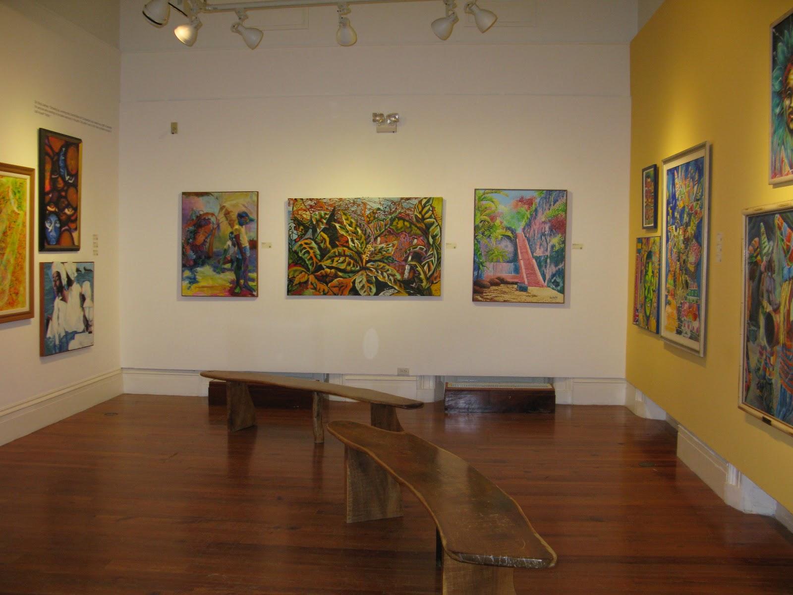 گالری ملی هنر در ناسائو