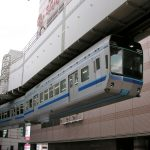 مونوریل شهری چیبا ژاپن