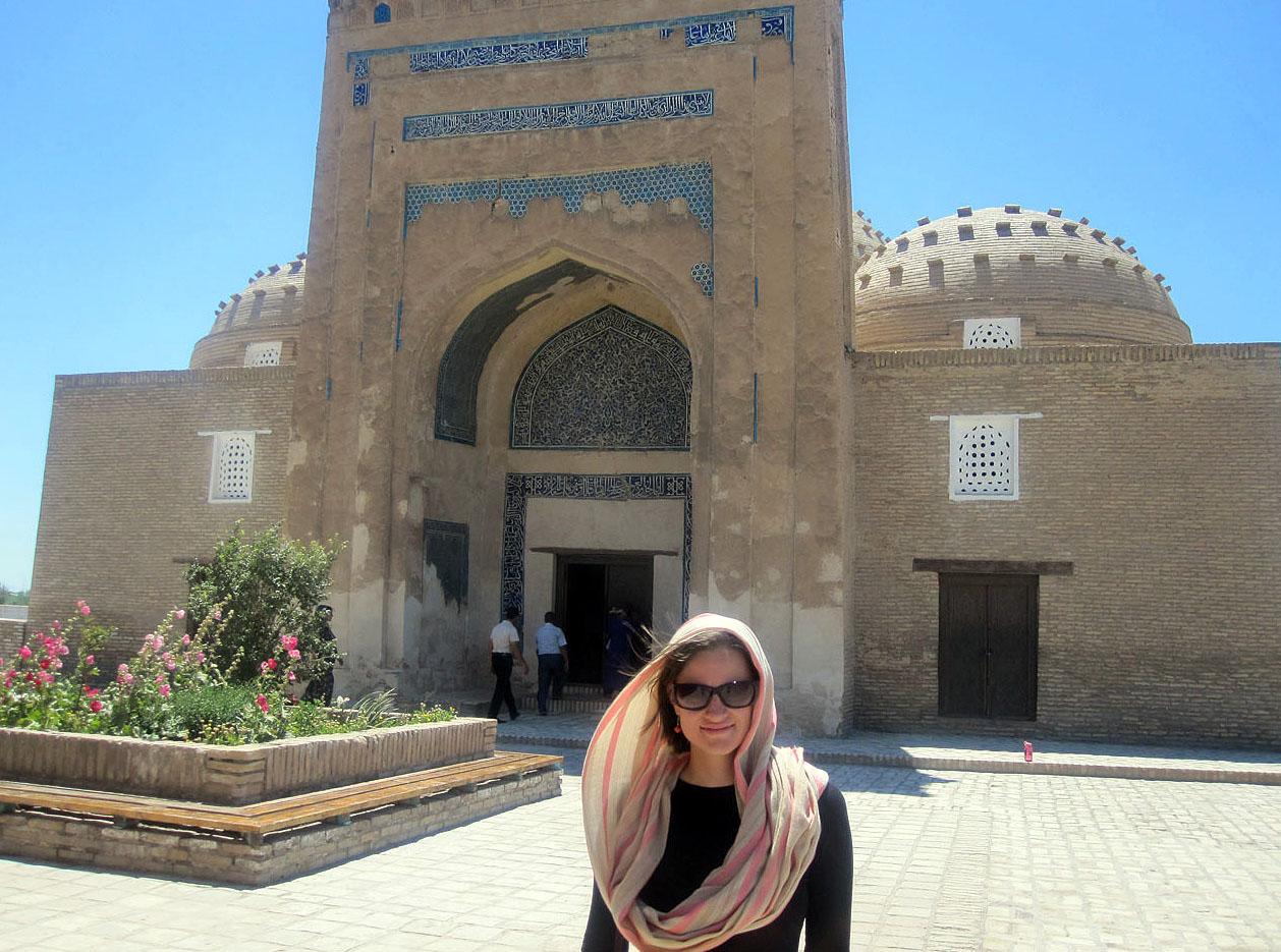 شهر باستانی کهنه گرگانج ترکمنستان