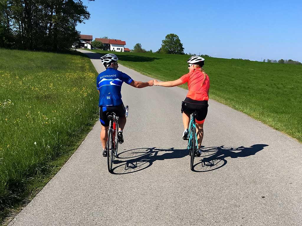 کدام کشورهای اروپایی برای دوچرخه سواری مناسب است ؟