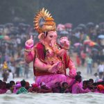 جشنواره گانش چاتورتی بمبئی