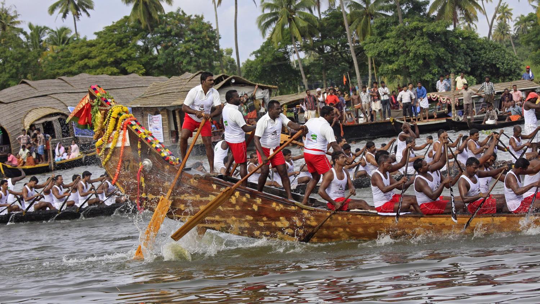قایق های ماری کرالا