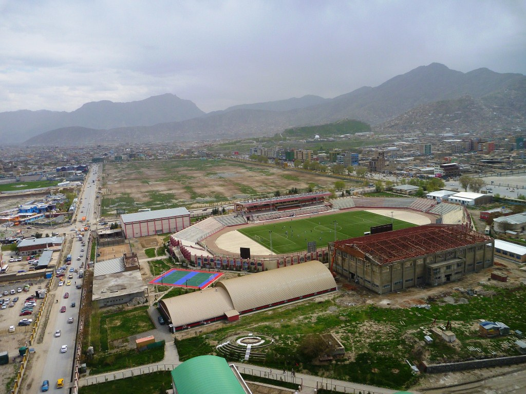 استادیوم غازی در کابل