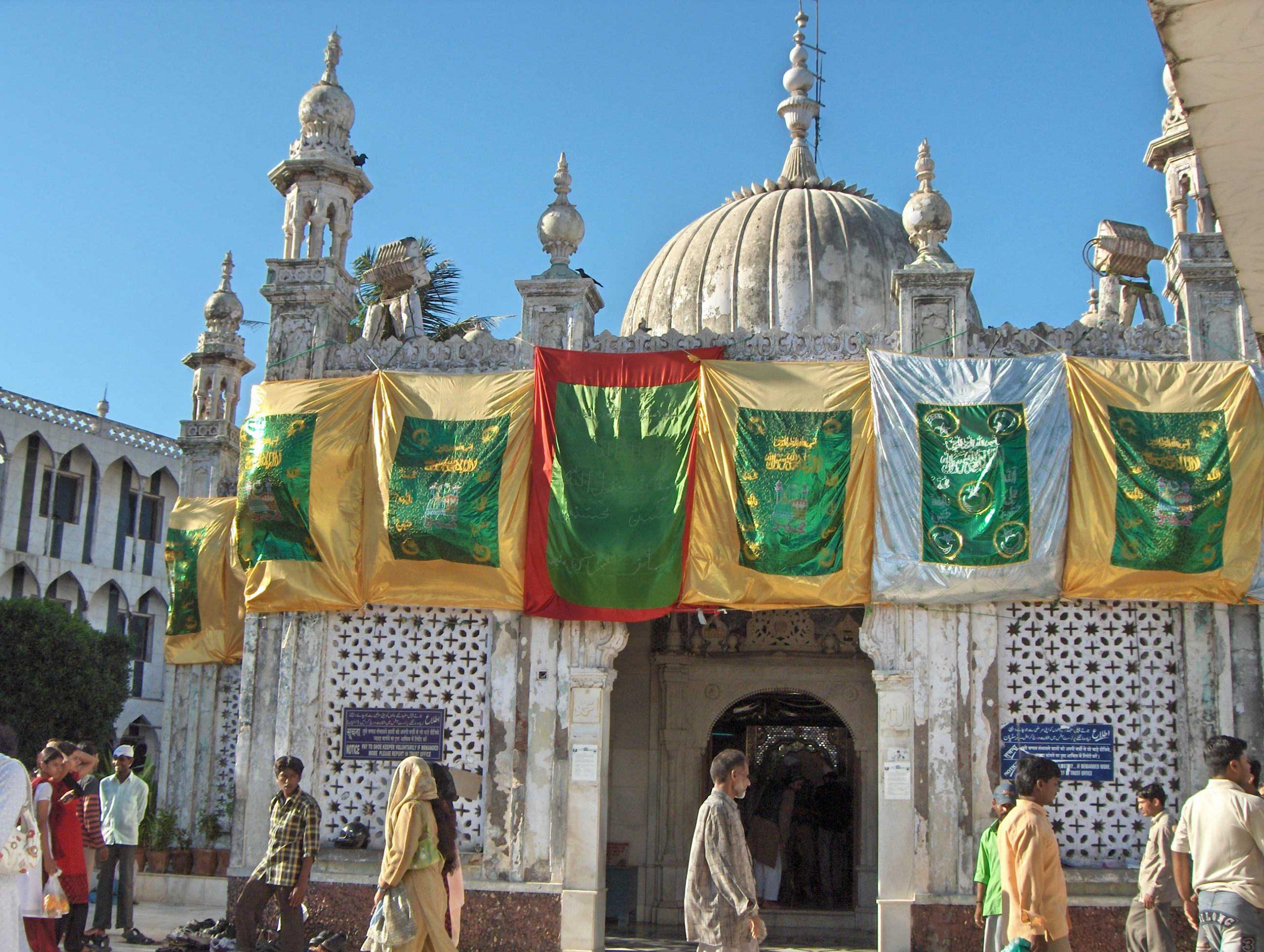 آرامگاه حاج علی بمبئی