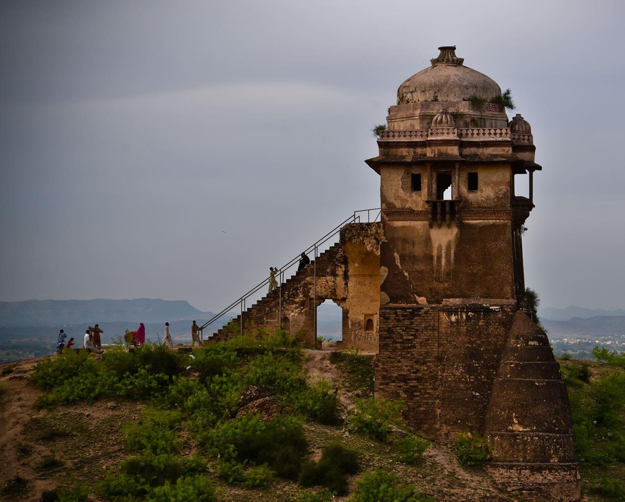 قلعه ی روتاس پاکستان