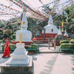 سوایامبونات یا معبد میمون در کاتماندو