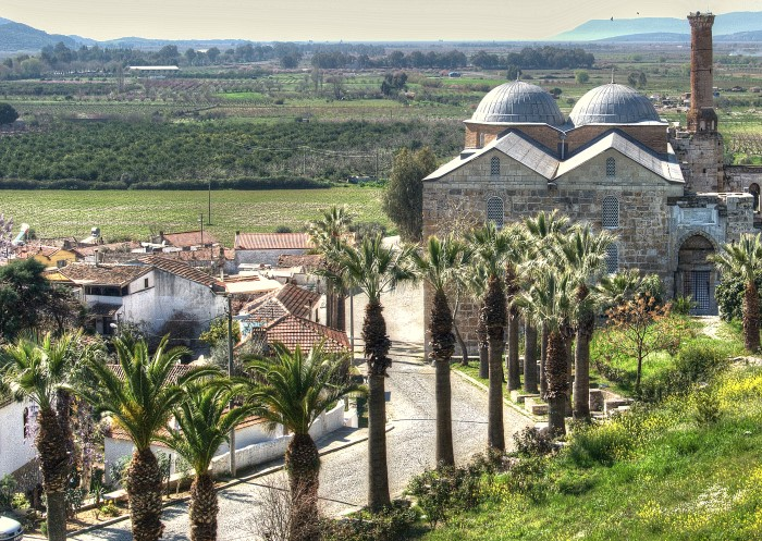 مسجد عیسی بیگ