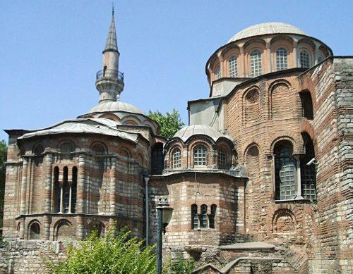 موزه کاریه با معماری بیزانس