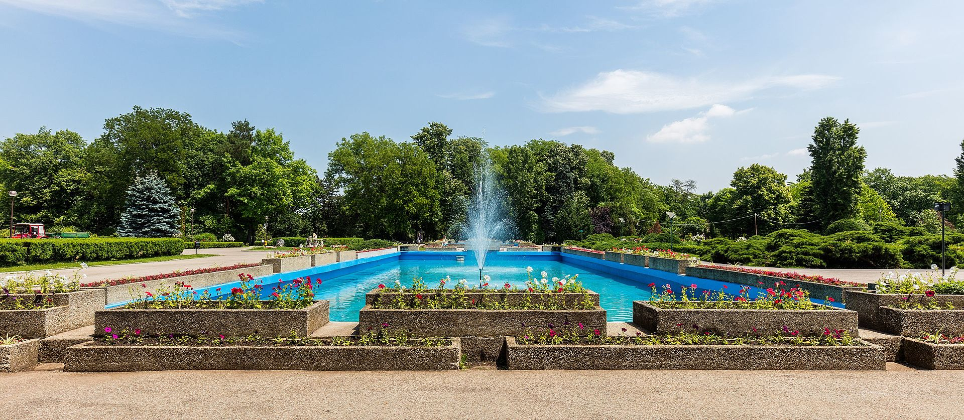 پارک هراسترا بخارست