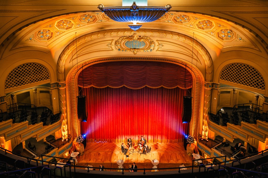 سالن تئاتر اورفئوم ونکوور