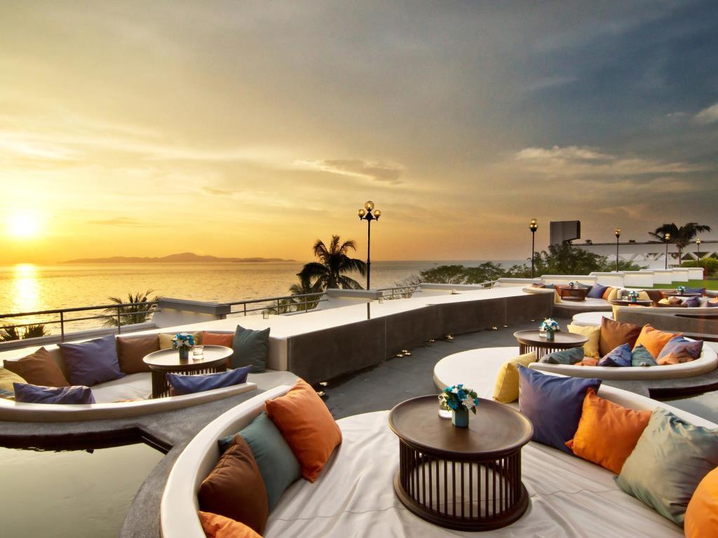هتل ریال کلیف بیچ تراس پاتایا