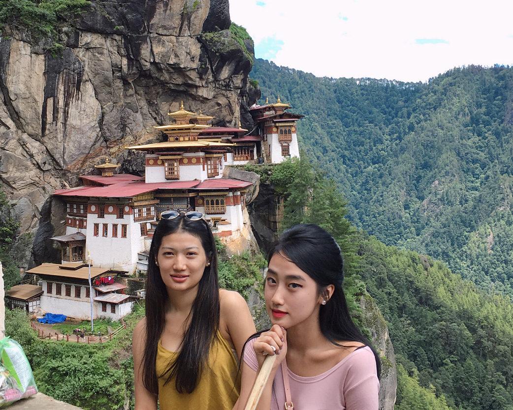 صومعه آشیان ببر در بوتان