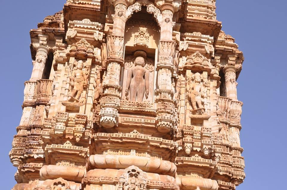 قلعه چیتورگار هند