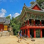جاذبه معبد بئومئوسا بوسان